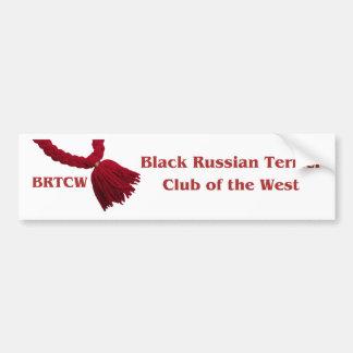 BRTCWest Bumper Sticker
