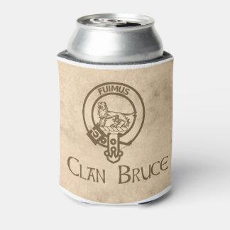 Bruce Crest Vintage Can Cooler