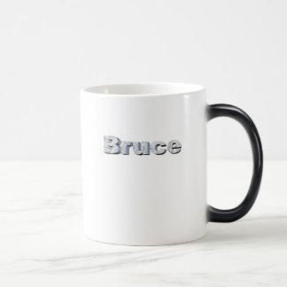 Bruce's coffee mug