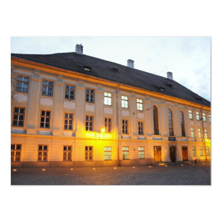 Bruckenthal high school, Sibiu Custom Announcements
