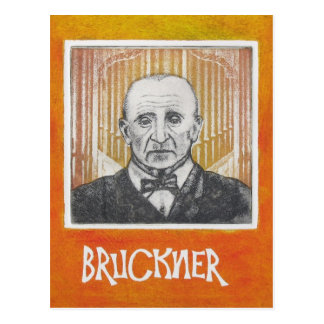 BRUCKNER POSTCARD