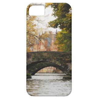 Bruges, Belgium Canals iPhone 5 Case