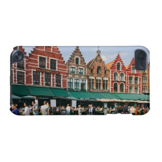 Bruges Old Buildings, Travel Photography iPod Touch (5th Generation) Cover