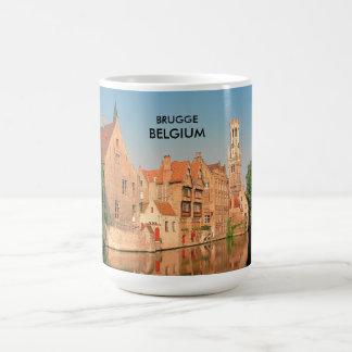 BRUGGE, BELGIUM COFFEE MUG