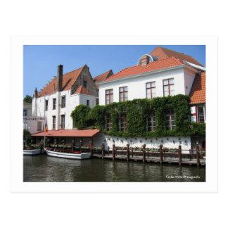 Brugge, Belgium Postcard