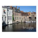 Brugge Post Card