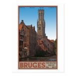 Brugge - The Belfry Post Cards