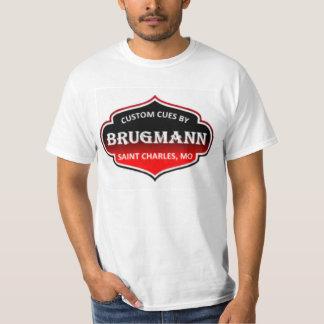 Brugmann Custom Cues T-shirt