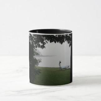 Bruin Lake Ringer Mug