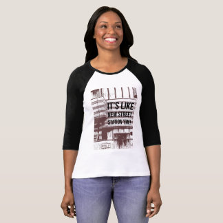Brummie saying on t-shirt