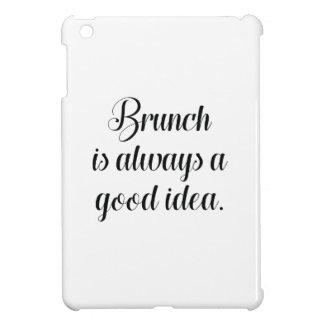 Brunch Is Always A Good Idea iPad Mini Cover
