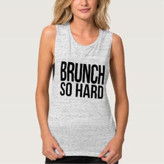 Brunch So Hard Singlet