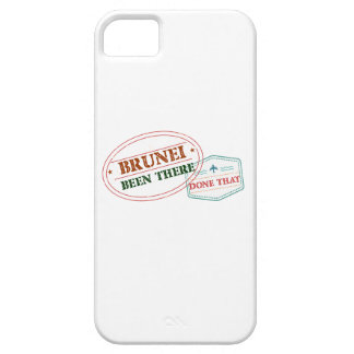 Brunei Been There Done That iPhone 5 Covers