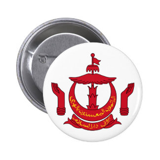 Brunei Coat of Arms Button
