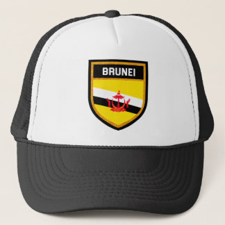 Brunei Flag Trucker Hat