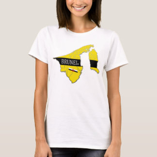 Brunei Map Designer Shirt Apparel Sale Him or Hers