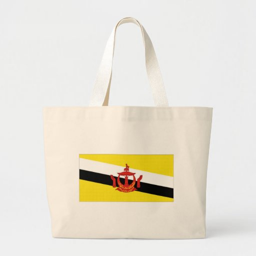 Brunei National Flag Bags