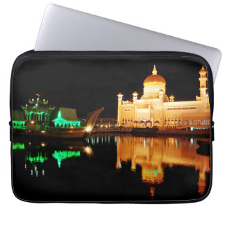 Brunei Tourism Laptop Sleeve