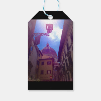 Brunelleschi Dome in Florence, Italy Gift Tags