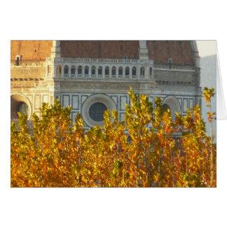 Brunelleschi's Dome in Fal Card
