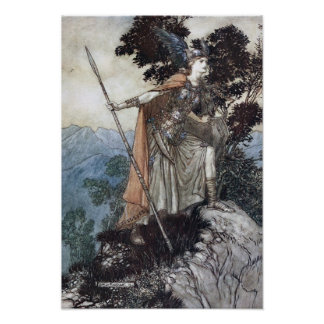 Brunhilde Poster