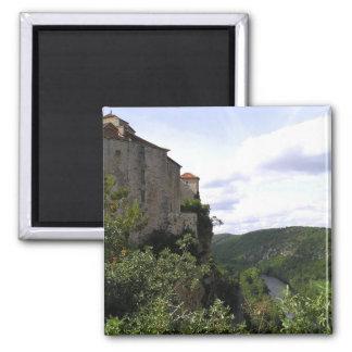 Bruniquel Castle, magnet