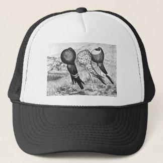 Brunner Pouter Pigeons Trucker Hat