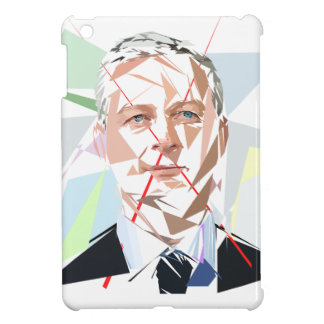 Bruno Lemaire iPad Mini Covers