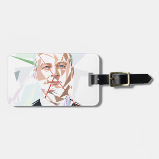 Bruno Lemaire Luggage Tag