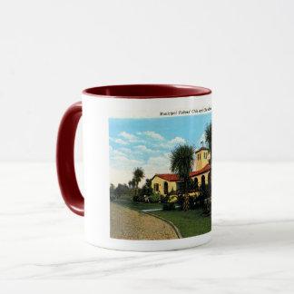 Brunswick, Georgia, Visitors Center, Vintage Mug