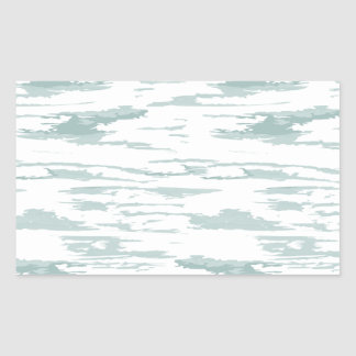 Brush strokes pattern 10 rectangular sticker