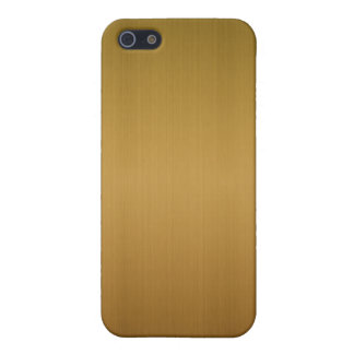 Brushed Copper Case For iPhone 5/5S