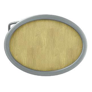Brushed Gold Belt Buckle