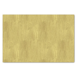 Brushed Gold Tissue Paper