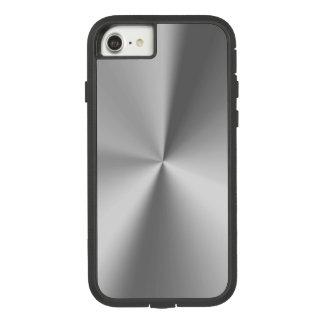 Brushed metal Case-Mate tough extreme iPhone 8/7 case