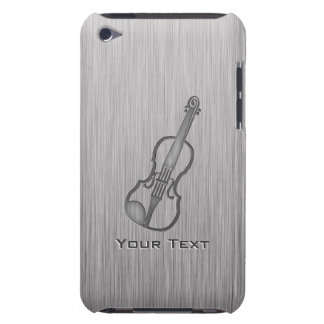 Brushed metal-look Violin iPod Touch Cover