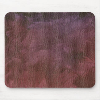 Brushed Purple Faux Finish Mouse Pad