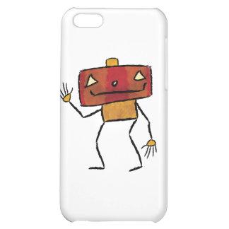 Brushed Robots - Vol 2 Jackbot Case For iPhone 5C