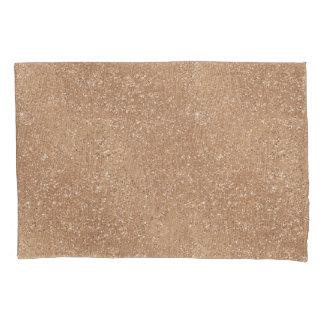 Brushed Rose Gold Pillowcase