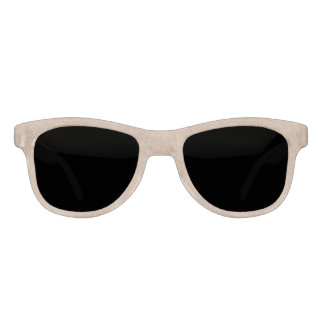 Brushed Rose Gold Sunglasses