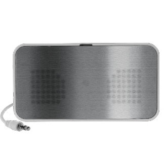 Brushed Stainless iPod Speaker