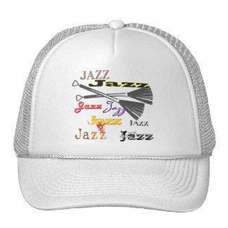 Brushes Jazz Cap