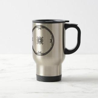 Brushstroke Ornaments Coffee Mugs