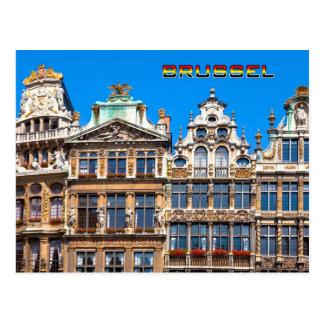 Brussels 02C Postcard