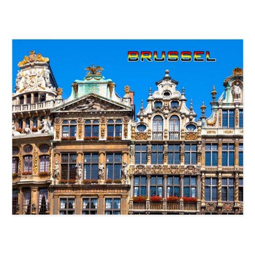 Brussels 02C Postcards