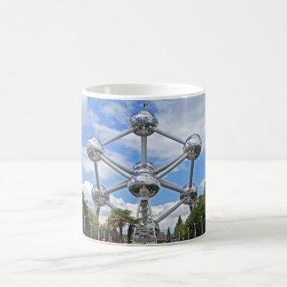 Brussels. Atomium. Coffee Mug