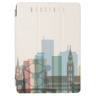 Brussels, Belgium | City Skyline iPad Air Cover