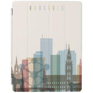 Brussels, Belgium | City Skyline iPad Cover