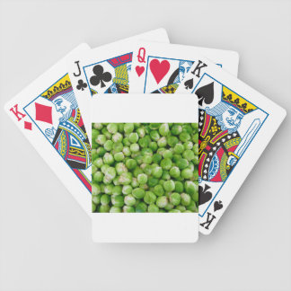 Brussels cabbage bicycle playing cards