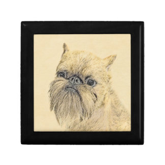 Brussels Griffon Gift Box